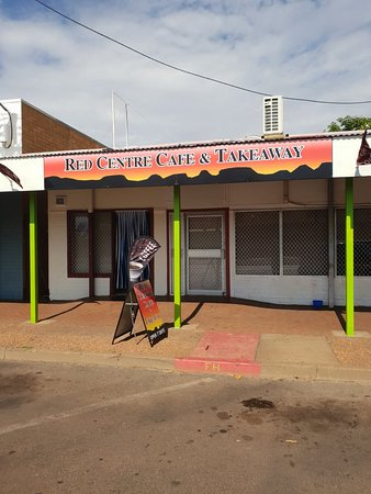 Red Centre Cafe and Takeaway - Accommodation VIC