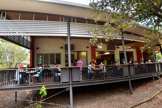 Wangi Falls Cafe - Accommodation VIC