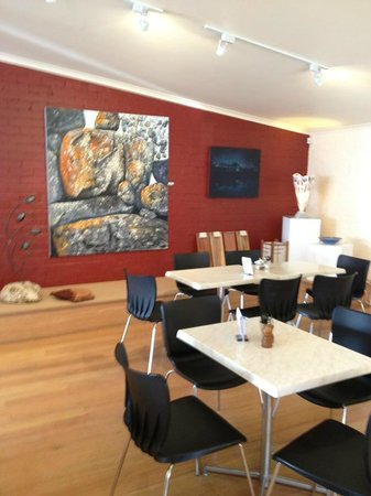 Artifakt Gallery and Cafe - Accommodation VIC