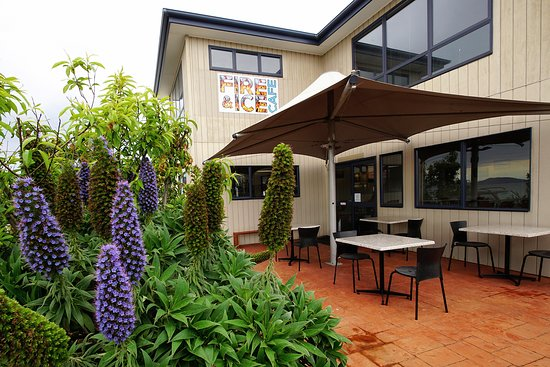 Fire  Ice Cafe - Accommodation VIC