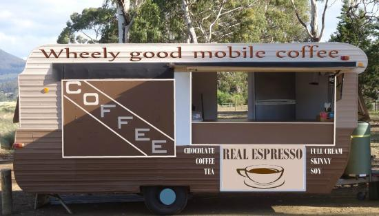 Wheel Good Mobile Coffee - Accommodation VIC