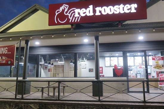 Red Rooster - Accommodation VIC