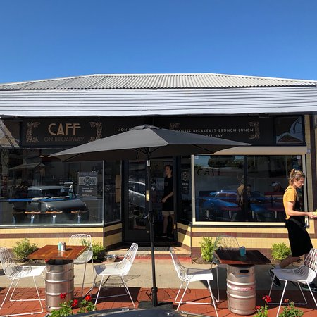 Caff on Broadway - Accommodation VIC