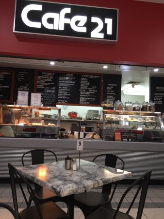 Cafe 21 - Accommodation VIC