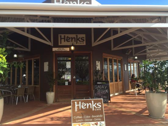 Henk's Cafe - Accommodation VIC