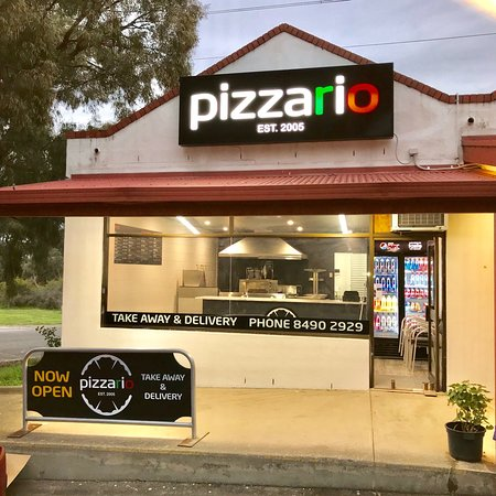 Pizzario - Accommodation VIC