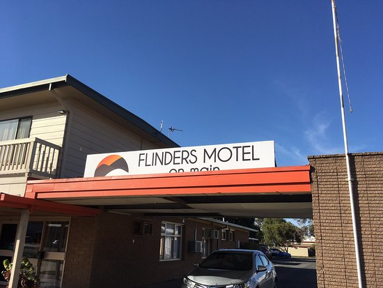 Flinders Motel On Main - Accommodation VIC