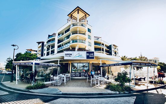 Alexandra Headlands Hotel - Accommodation VIC
