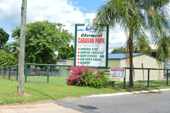 Clermont Caravan Park - Accommodation VIC