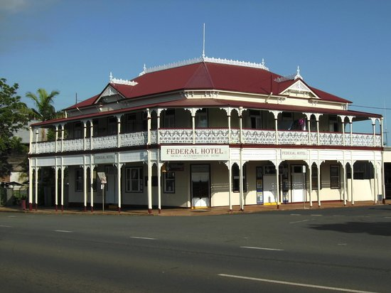 Federal Hotel - Accommodation VIC