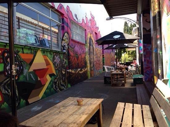 Ground Up Espresso Bar - Accommodation VIC