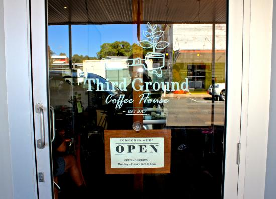 Third Ground Coffee House - Accommodation VIC