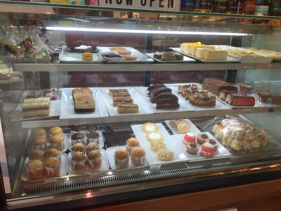 Ivy's coffee  cake - Accommodation VIC