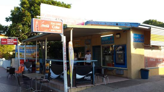 Jetty Seafood and Hamburgers - Accommodation VIC