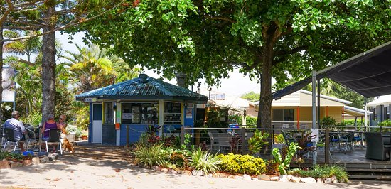 Serenity Cove Cafe - Accommodation VIC