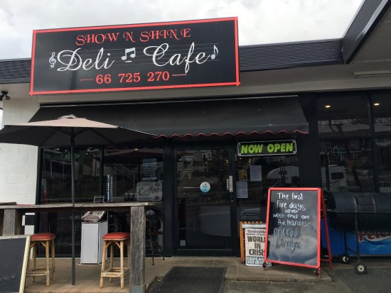 Show  Shine Deli Cafe - Accommodation VIC