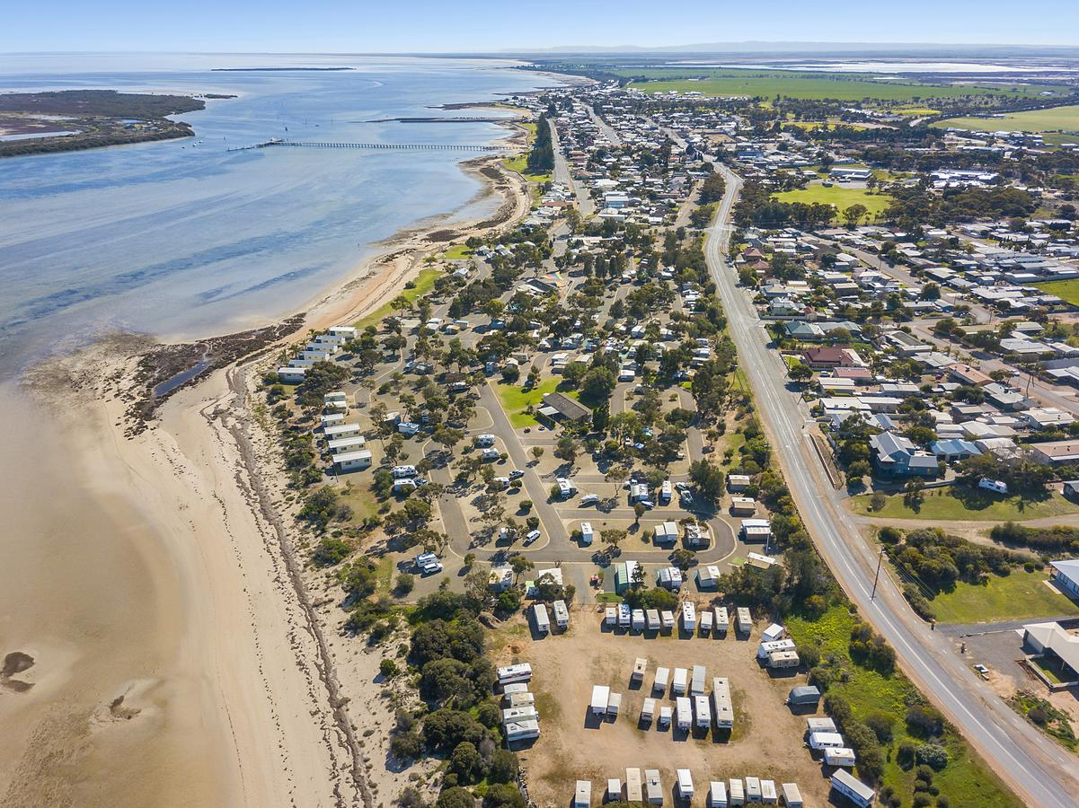 Port Broughton Tourist Park - Accommodation VIC
