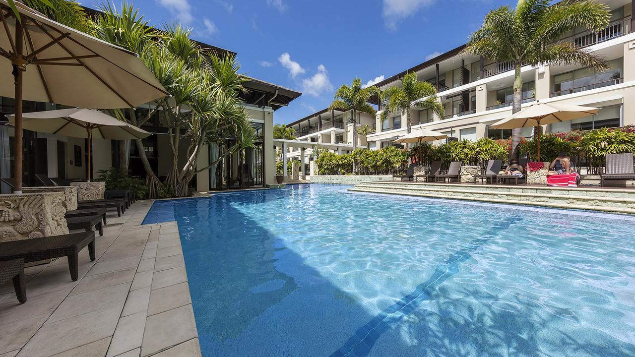 Oaks Santai Resort Casuarina - Accommodation VIC