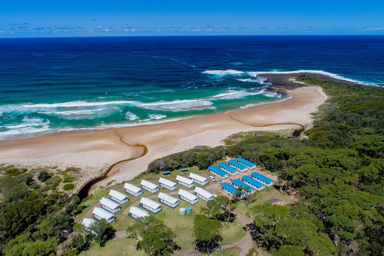 Racecourse Beach Tourist Park - Accommodation VIC