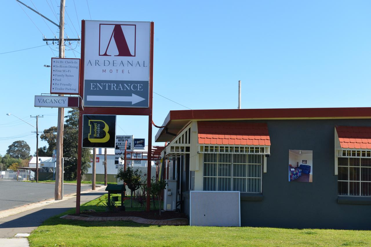 Ardeanal Motel - Accommodation VIC