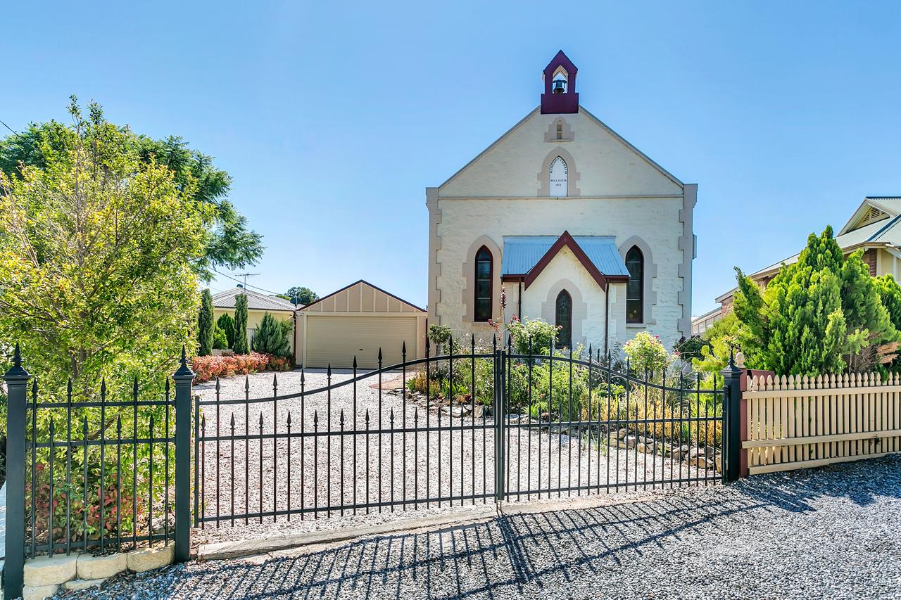 The Church - Gawler - Accommodation VIC