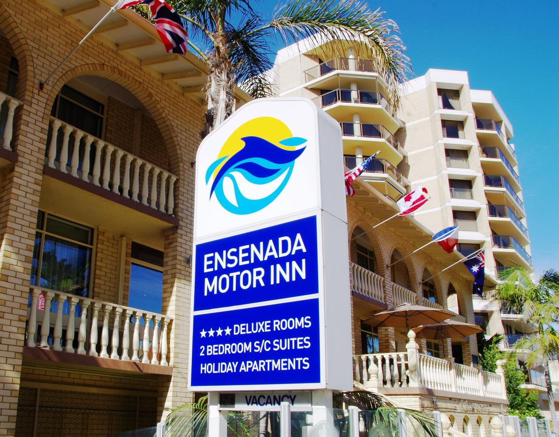 Ensenada Motor Inn and Suites - Accommodation VIC