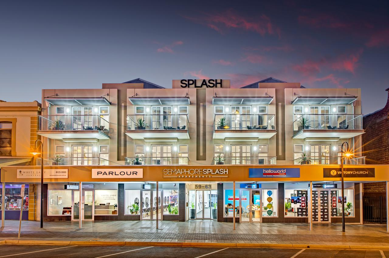 Semaphore Splash Apartments - Accommodation VIC