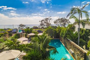 Bayview Beachfront Apartments - Accommodation VIC