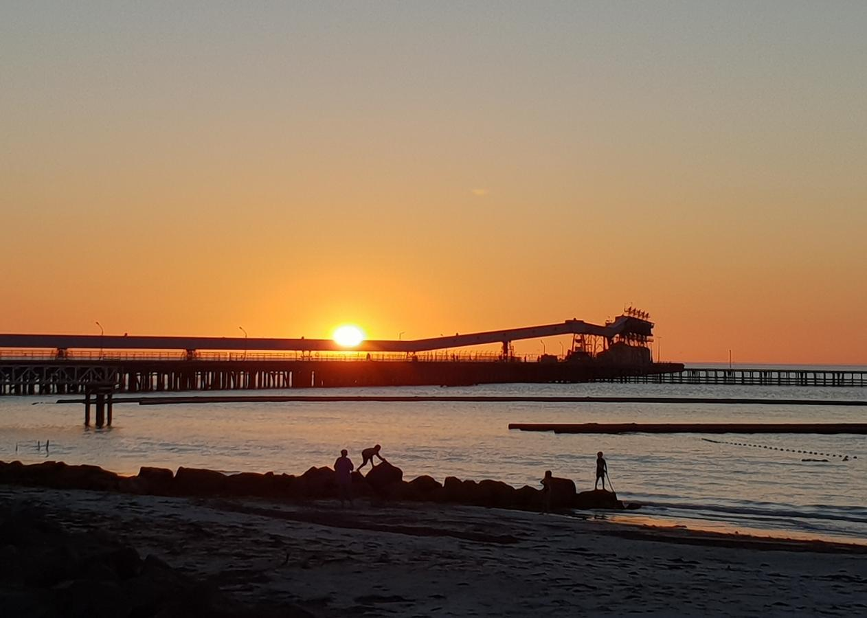 Wallaroo Beachfront Tourist Park - Accommodation VIC