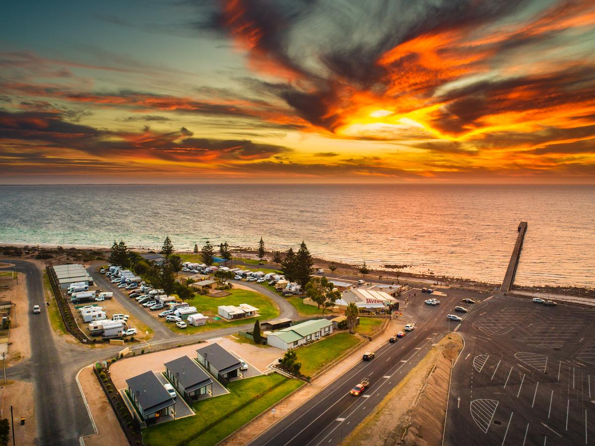 Port Hughes Tourist Park - Accommodation VIC