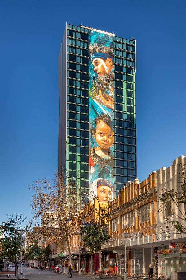 Art Series - The Adnate - Accommodation VIC