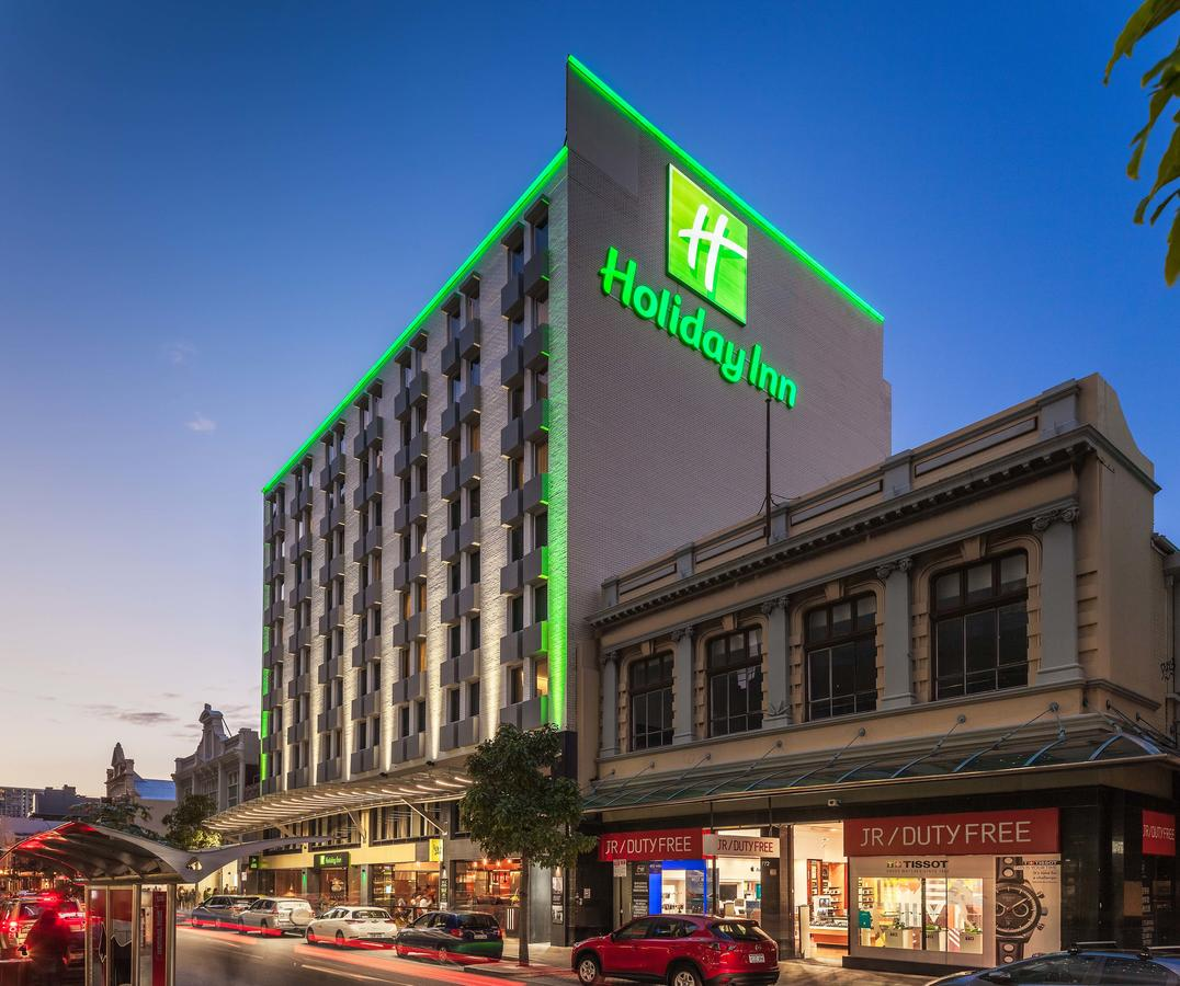 Holiday Inn Perth City Centre - Accommodation VIC