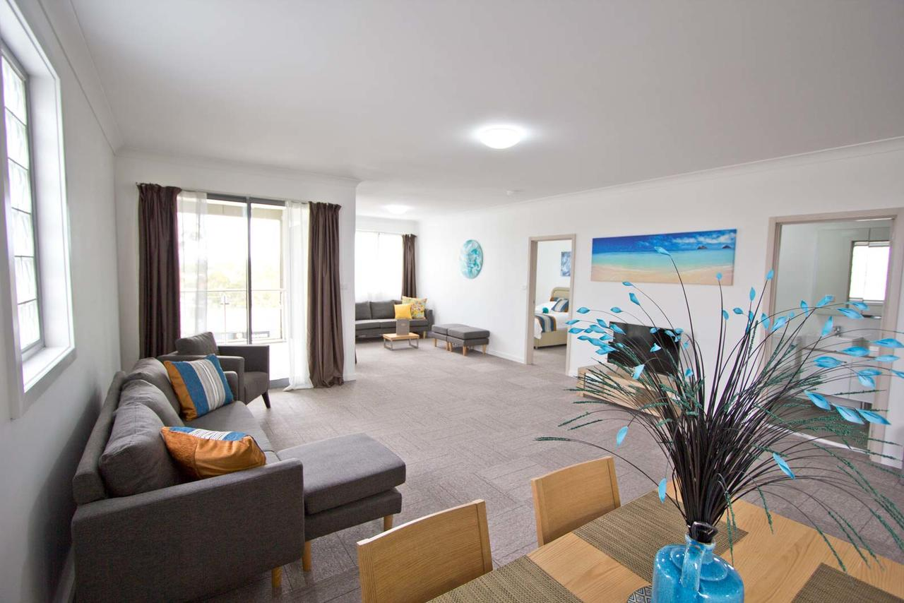 Morisset Serviced Apartments - Accommodation VIC