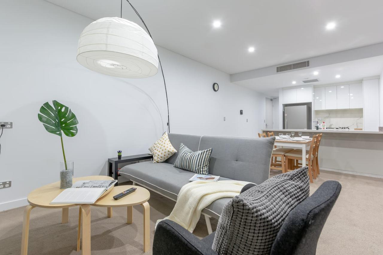 Inner City Stylish apt Walk to Green Square - Accommodation VIC