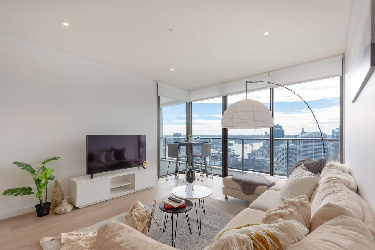 High Rise apt in Heart of Sydney wt Harbour View - Accommodation VIC