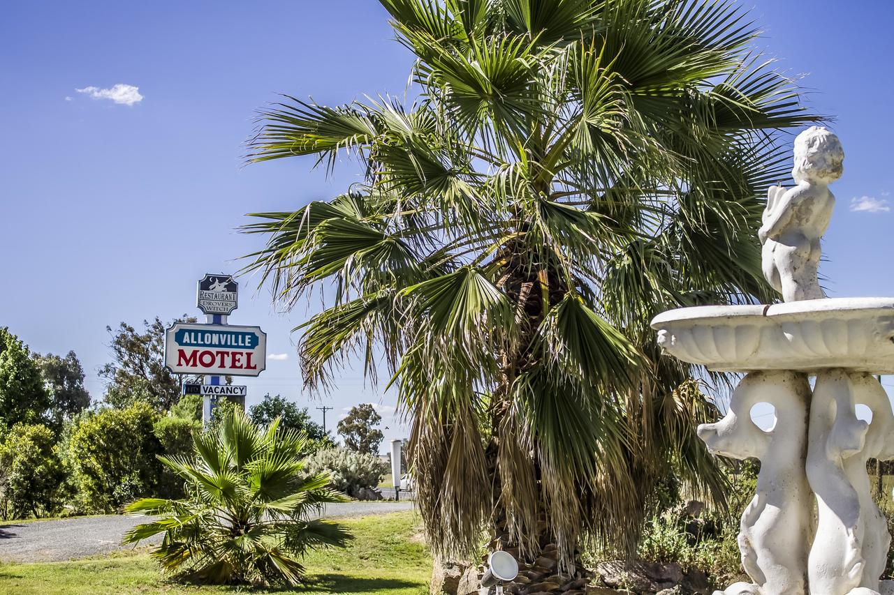 Allonville Gardens Motel - Accommodation VIC