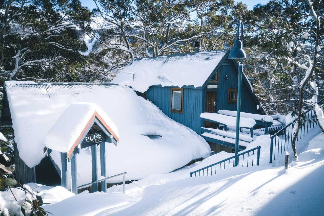 Pure Chalet Thredbo - Accommodation VIC