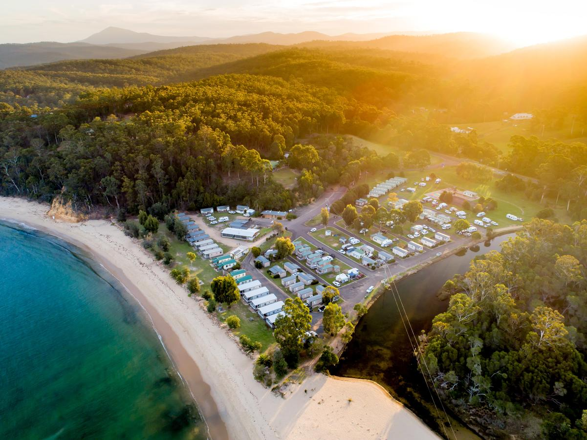 BIG4 Eden Beachfront Holiday Park - Accommodation VIC