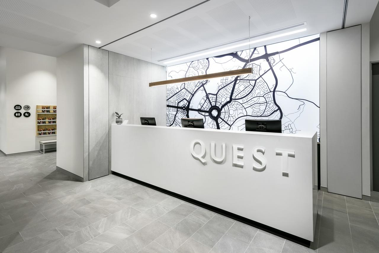 Quest Canberra City Walk - Accommodation VIC