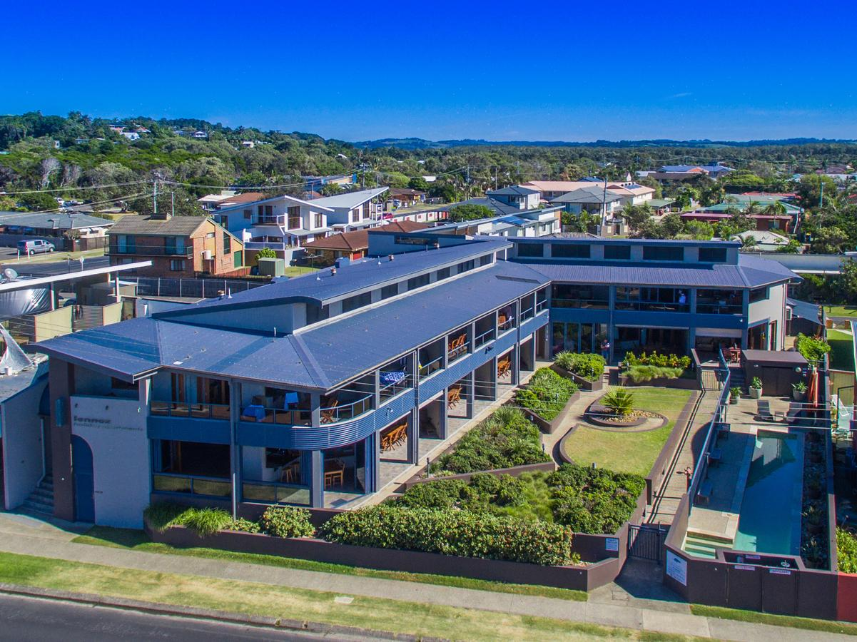 Lennox Holiday Apartments - Accommodation VIC