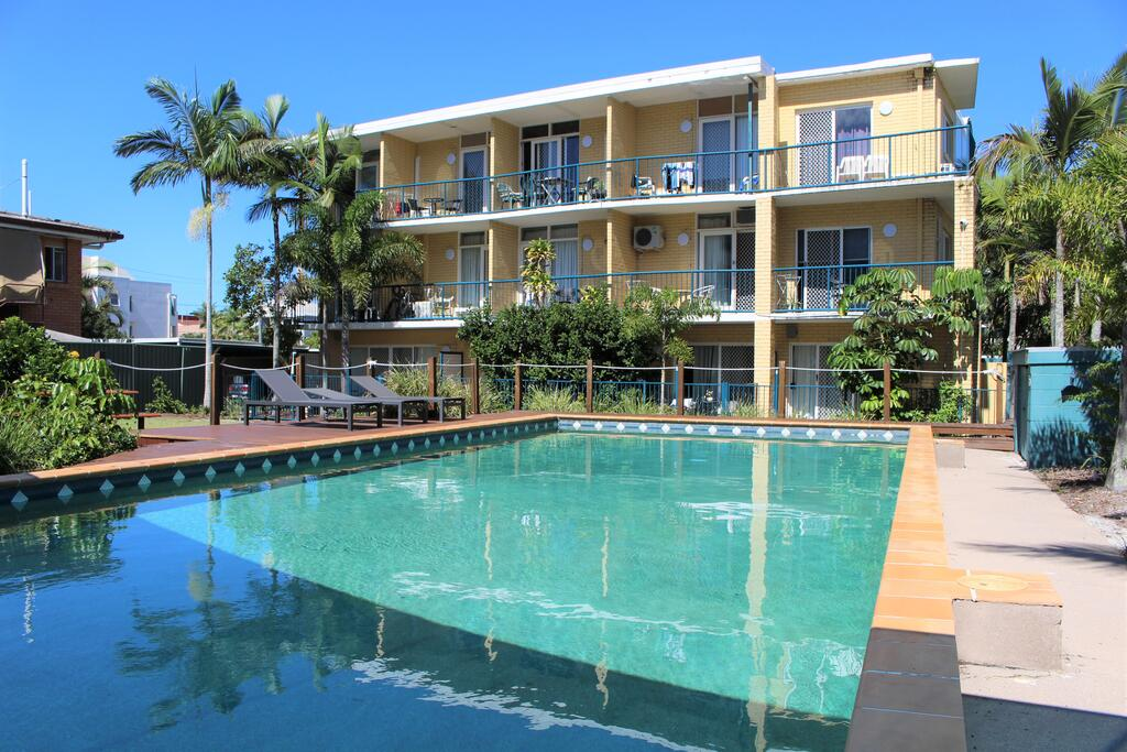 Broadwater Keys Holiday Apartments - Accommodation VIC