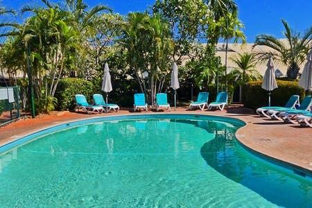 Cable Beach 1 bed RESORT apartment private Wifi - Accommodation VIC