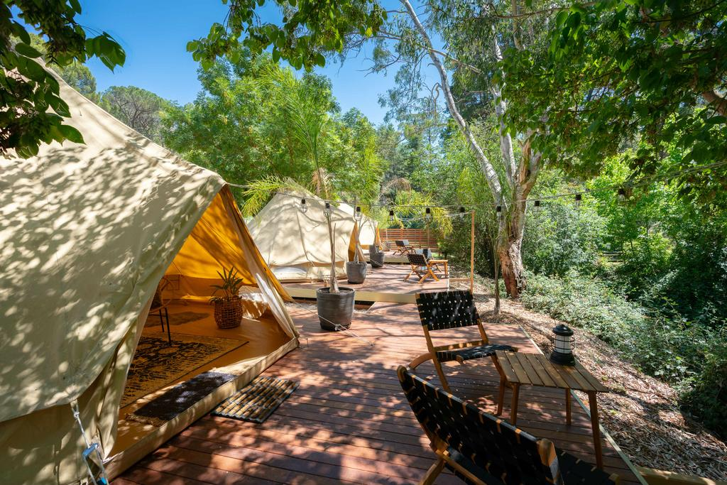 Castlemaine Gardens Luxury Glamping - Accommodation VIC