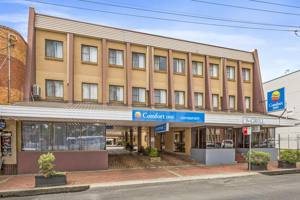 Comfort Inn Centrepoint Motel - Accommodation VIC