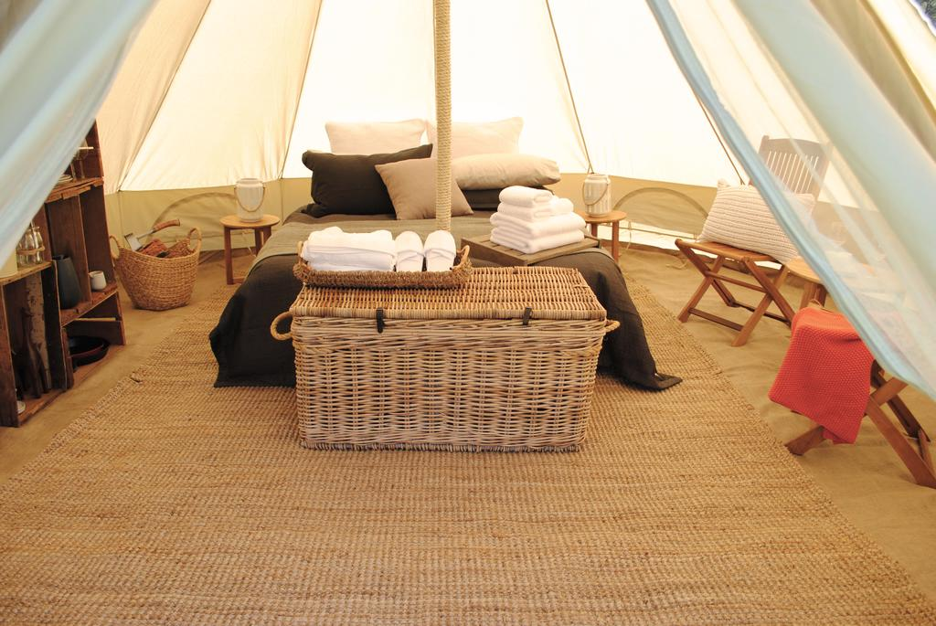 Cosy Tents - Daylesford - Accommodation VIC
