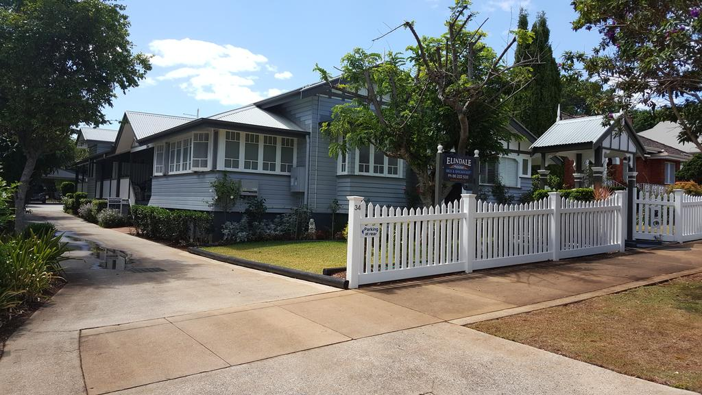 Elindale House Bed  Breakfast - Accommodation VIC