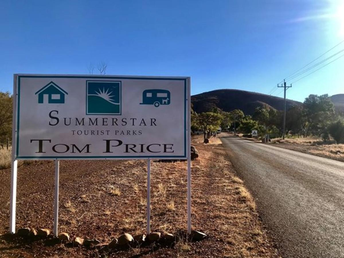Tom Price Tourist Park - Accommodation VIC