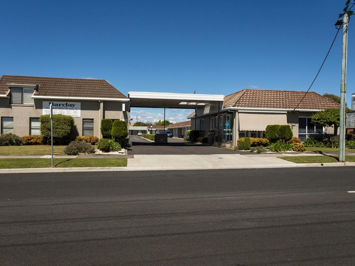 Barclay Motor Inn - Accommodation VIC