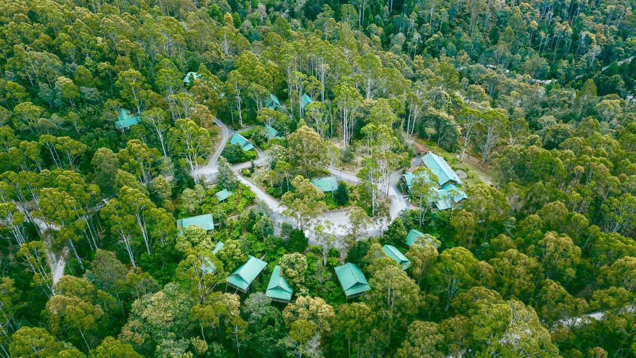 Lemonthyme Wilderness Retreat - Accommodation VIC