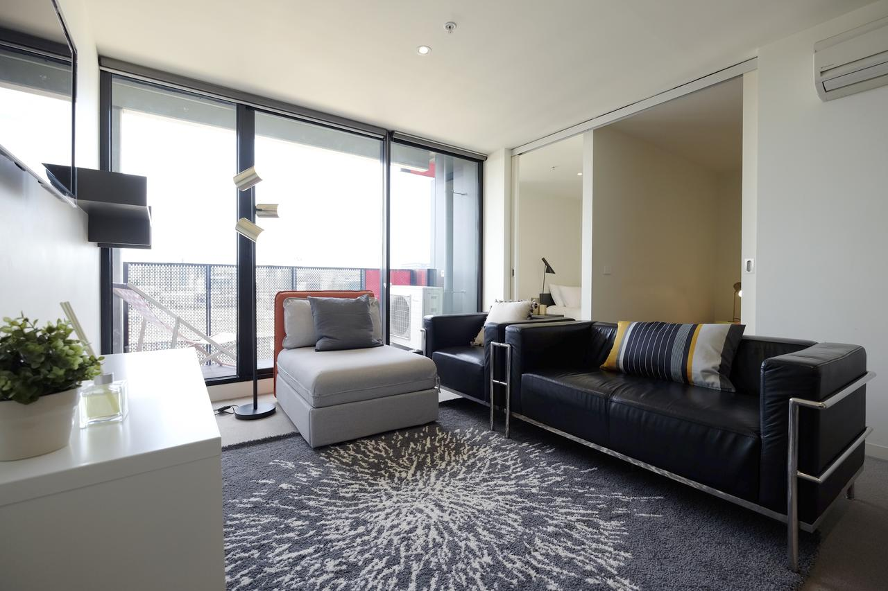 Mono Apartments on Franklin Street - Accommodation VIC